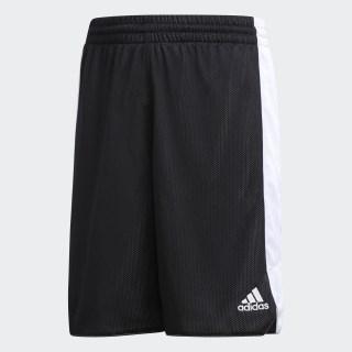 Crazy Explosive Reversible Shorts Black / White CG1279