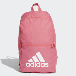 Classic 18 Backpack Real Pink / White / Black DW3709