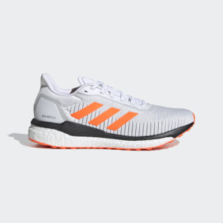 Solar Drive 19 Shoes Cloud White / Solar Orange / Grey Two EF0785
