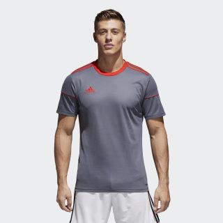 Camisa Squadra 17 ONIX/RED BJ9182