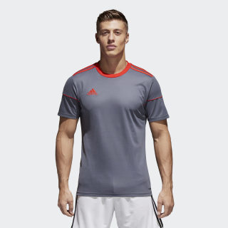 Camiseta Squadra 13 ONIX/RED BJ9182