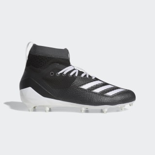 Adizero 8.0 SK Cleats Core Black / Cloud White / Grey D97642