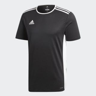 Entrada18 trøje Black / White CF1035