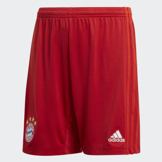 FC Bayern Home Shorts Fcb True Red DX9256
