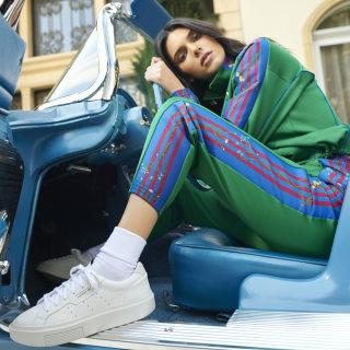adidas Sleek Shoes Ftwr White / Ftwr White / Crystal White DB3258