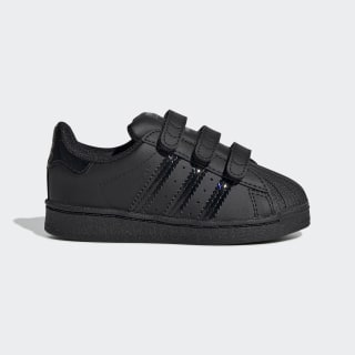 Superstar Schoenen Core Black / Core Black / Core Black FV3658