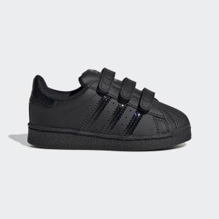 Superstar Shoes Core Black / Core Black / Core Black FV3658