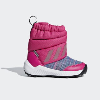 RapidaSnow Beat the Winter Boots Real Magenta / Reflective Silver / Cloud White AH2607