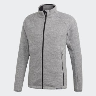 Veste Knit Fleece Medium Grey Heather CY2147