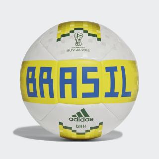 Brazil Ball White/Byello/Green CF2310