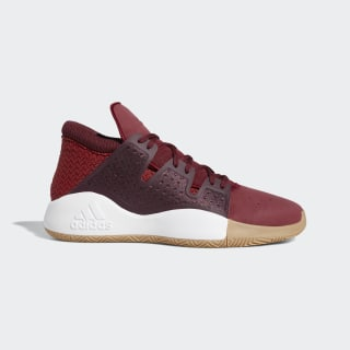 Pro Vision Shoes Collegiate Burgundy / Active Red / Maroon F36276