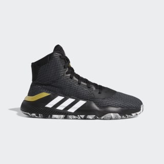 Баскетбольные кроссовки Pro Bounce 2019 core black / ftwr white / grey four f17 F97282