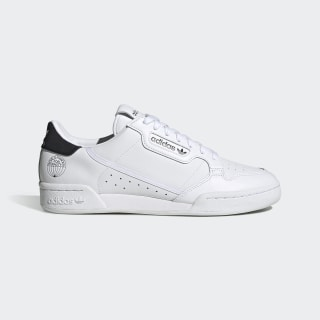 Continental 80 Shoes Cloud White / Cloud White / Core Black FV3891