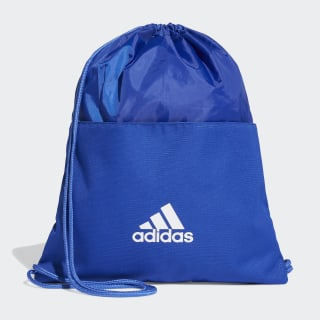 3-Stripes Gym Bag bold blue / white / white DT8651