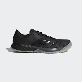 CrazyFast Trainer Shoes DGSOGR/CBLACK/EQTYEL CG3102