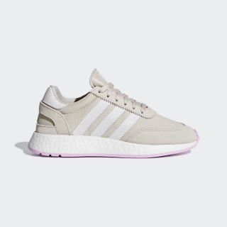 Tenis I-5923 W Clear Brown / Crystal White / Clear Lilac B37973