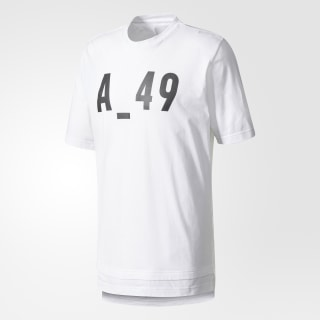 T-shirt ID Loose White CW0243