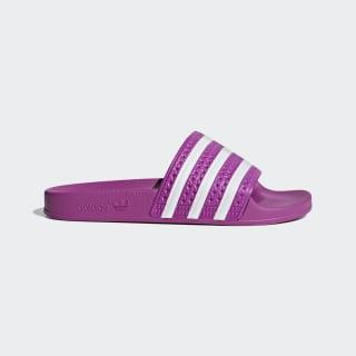 Adilette Slides Vivid Pink / Vivid Pink / Cloud White CG6539