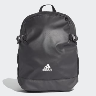 กระเป๋าสะพายหลัง Black / Black / White ED8639