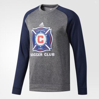 Chicago Fire SC Crew Sweatshirt Multicolor AR8768