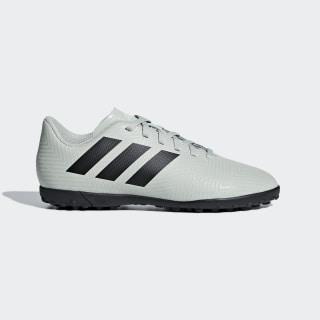 Calzado de Fútbol NEMEZIZ TANGO 18.4 TF J ASH SILVER/CORE BLACK/WHITE TINT S18 DB2380