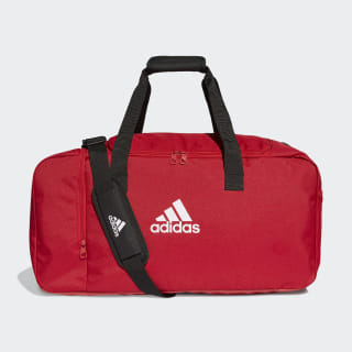 Tiro Duffel Medium Power Red / White DU1987