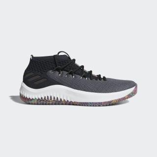 Dame 4 Shoes Core Black / Cloud White / Grey AQ0824