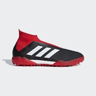 Zapatos de Fútbol Predator Tango 18+ Césped Artificial CORE BLACK/FTWR WHITE/RED DB2058