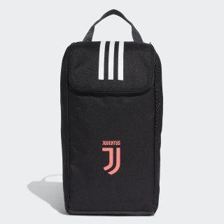 Porta Chuteira Juventus black/white/turbo DY7525
