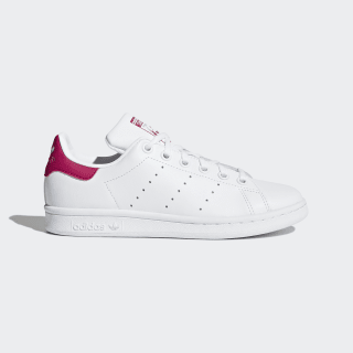 Stan Smith Schuh Footwear White / Bold Pink / Bold Pink B32703