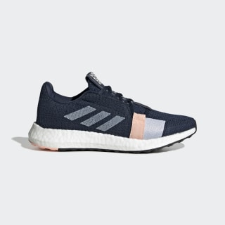 Zapatillas Senseboost Go Collegiate Navy / Cloud White / Glow Pink G27400