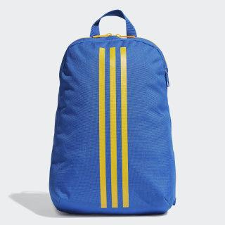 กระเป๋าสะพายหลัง Classic 3-Stripes Blue / Active Gold / Active Gold ED8636