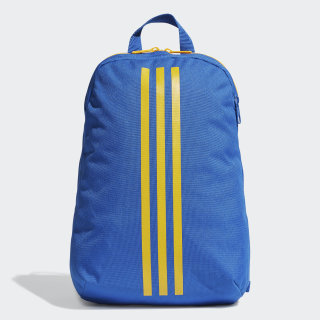 Classic 3-Stripes rygsæk Blue / Active Gold / Active Gold ED8636