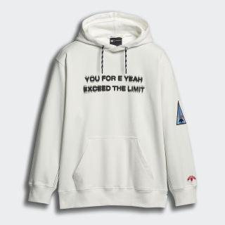 Худи adidas Originals х Alexander Wang Core White FL6920