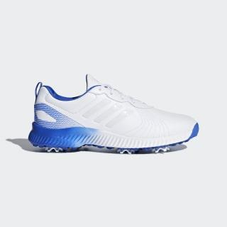 Response Bounce Shoes Cloud White / Cloud White / Hi-Res Blue F33665