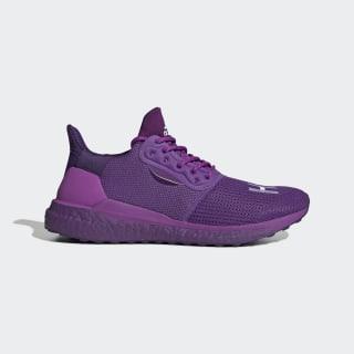 Pharrell Williams x adidas Solar Hu Shoes Active Purple / Tribe Purple / Ultra Purple EG7770