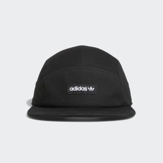 Five-Panel Forum Hat Black CK2404