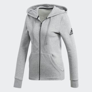 Essentials Solid Hoodie Medium Grey Heather S97086