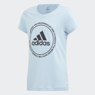 Prime T-Shirt Glow Blue / Black ED6331
