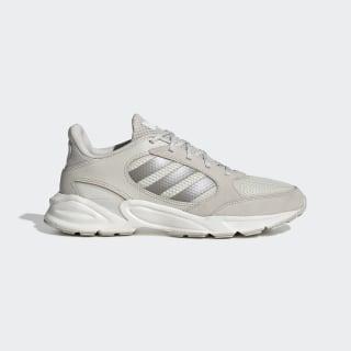 90s Valasion Shoes Raw White / Platinum Metallic / Running White EE9908