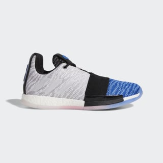 Zapatillas Harden Vol. 3 Grey / True Blue / Black G26810