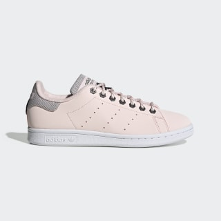 Stan Smith Shoes Halo Pink / Halo Pink / Trace Green FV4653