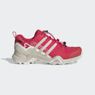 Terrex Swift R2 GTX Shoes Active Pink / Raw White / Cloud White BC0399