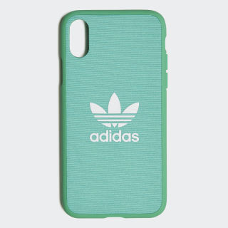 Funda iPhone X Moulded Hi-Res Green / White CL4892