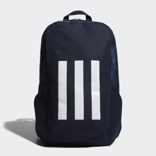 3-Stripes Parkhood Backpack Collegiate Navy / Legend Ink / White ED6889
