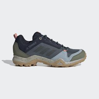 Sapatos de Caminhada AX3 Bluesign TERREX Legacy Blue / Legend Earth / Ash Grey EF0339