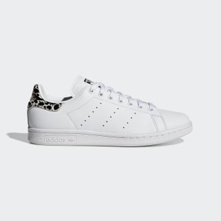 Chaussure Stan Smith Cloud White / Core Black / Shock Pink EG2668