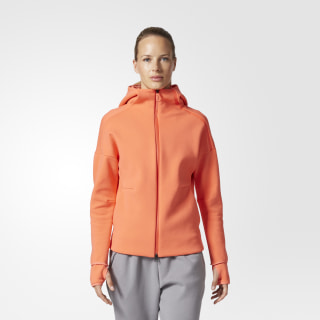 Sudadera adidas Z.N.E. Hoodie 2.0 EASY CORAL S17 BR3108