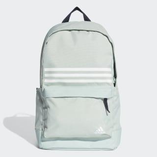Classic 3-Stripes Pocket Backpack Green Tint / Legend Ink / White FJ9260