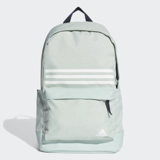 Sac à dos Classic 3-Stripes Pocket Green Tint / Legend Ink / White FJ9260